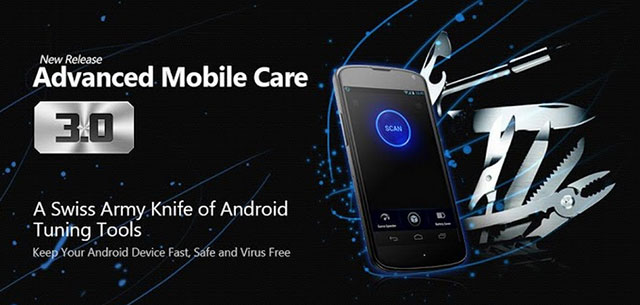 advance  mobile care for android battery