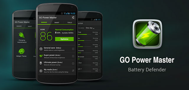 go battery saver for android