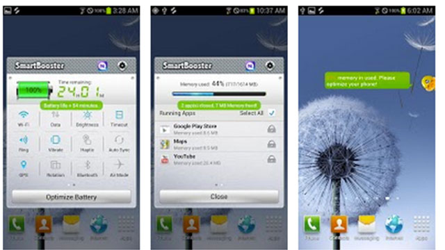 nq easy battery saver for android
