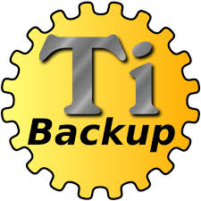 Titanium BackUp best app for rooted  android devices