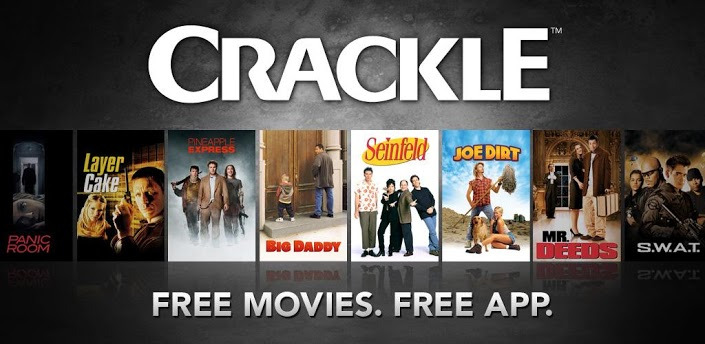 crackle free movie app