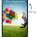 how to screenshot on galaxy s4 using buttons