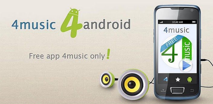 4shared music mp3 downloader for android