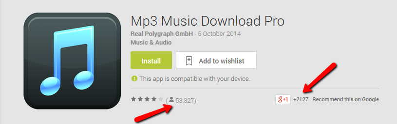 Mp3 Music Download Pro reviews