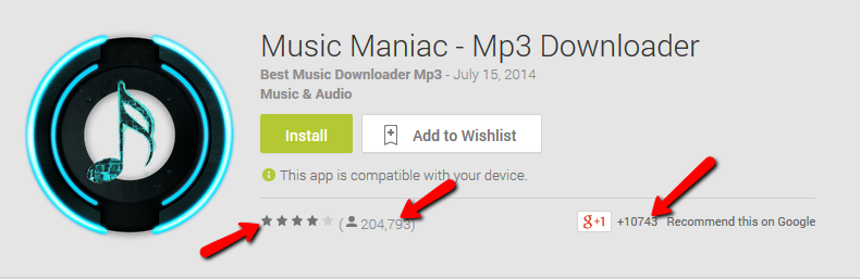 music maniac mp3 downloader review