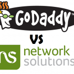 GoDaddy vs Network Solutions
