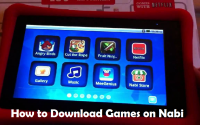How to Download Games on Nabi