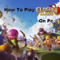 How to download clash of clans on PC
