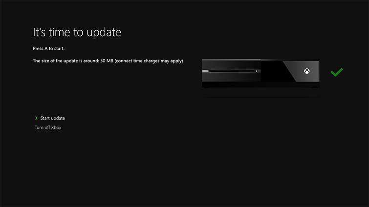 how to update 2k15 on xbox one - manual update