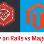 Ruby on Rails vs Magento